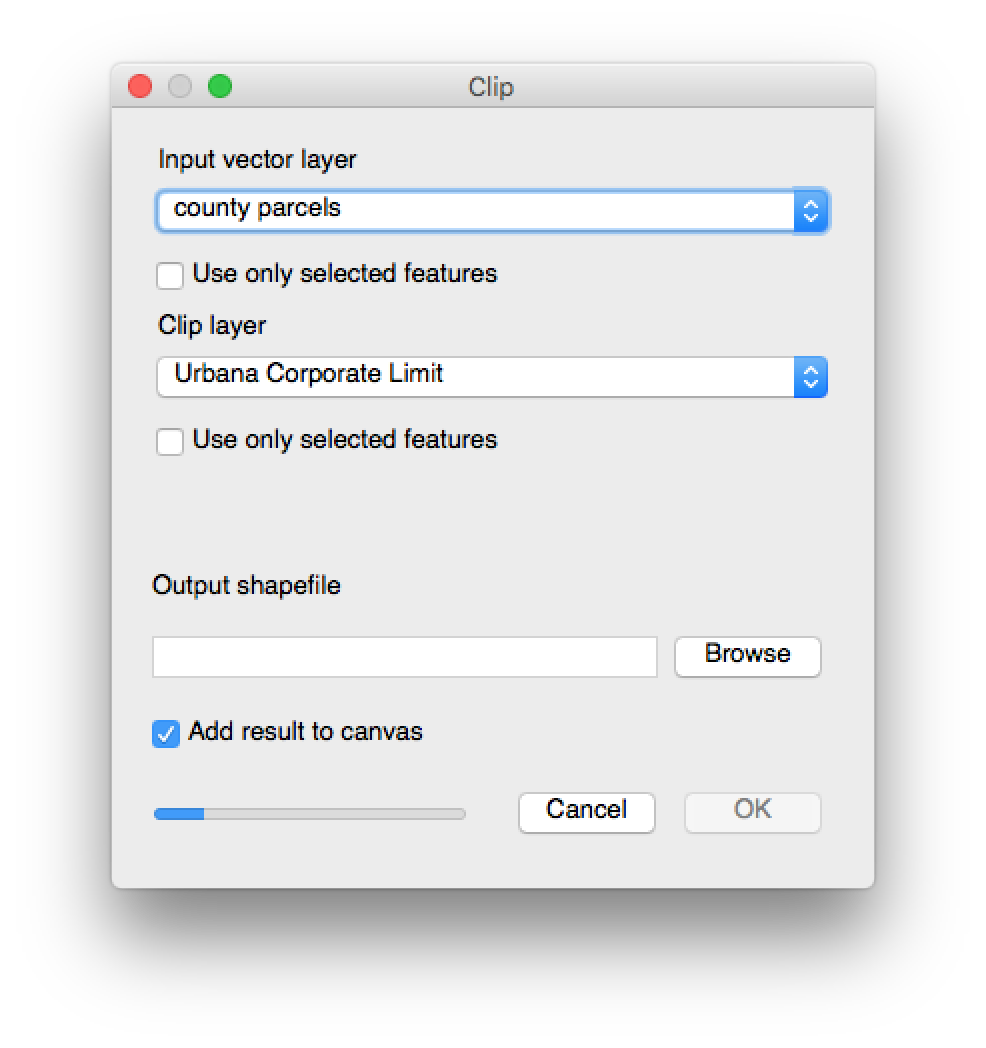 Mac error with idles. Qgis clip image black and white download