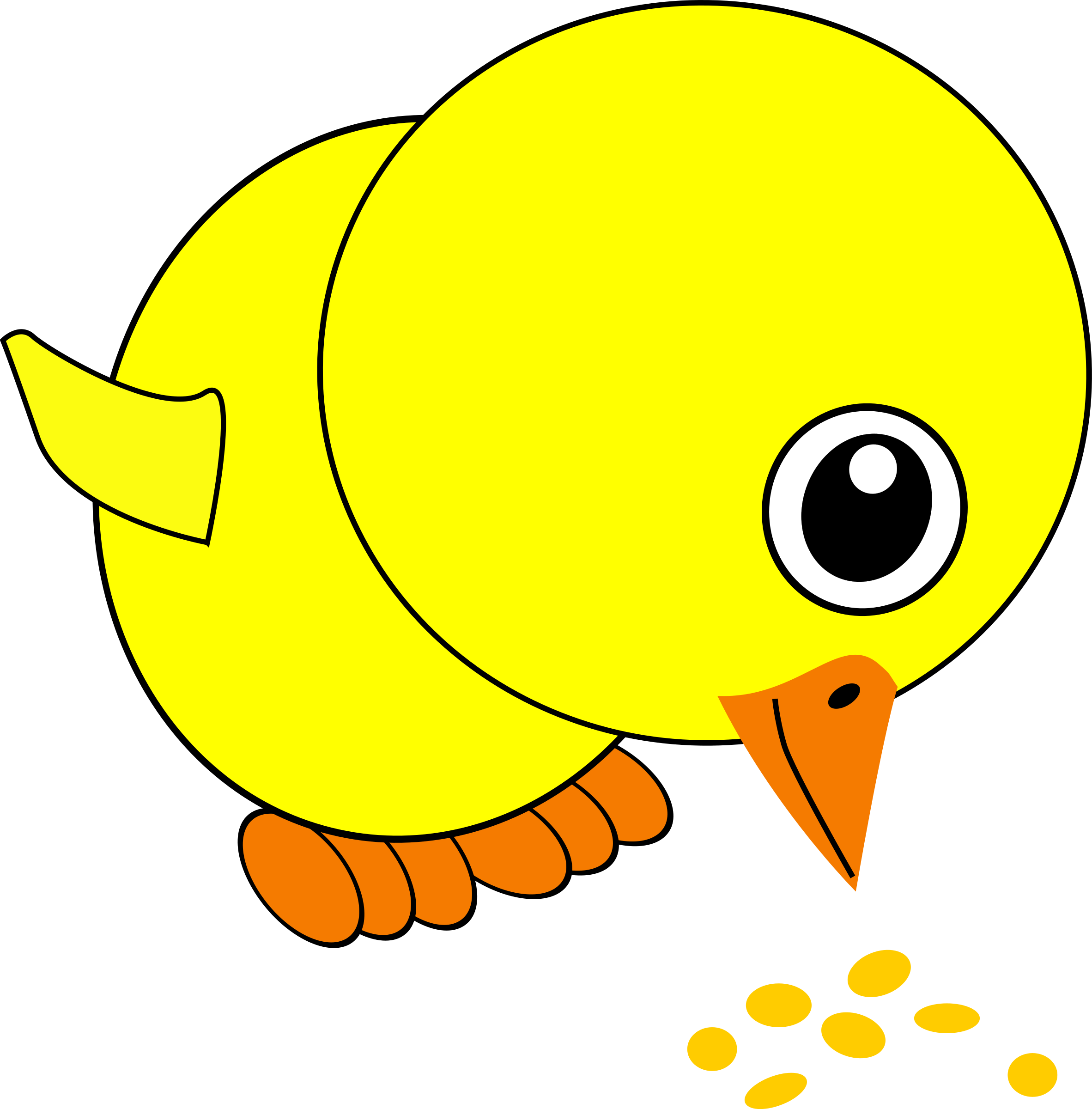Big bird face png. Quail clipart at getdrawings
