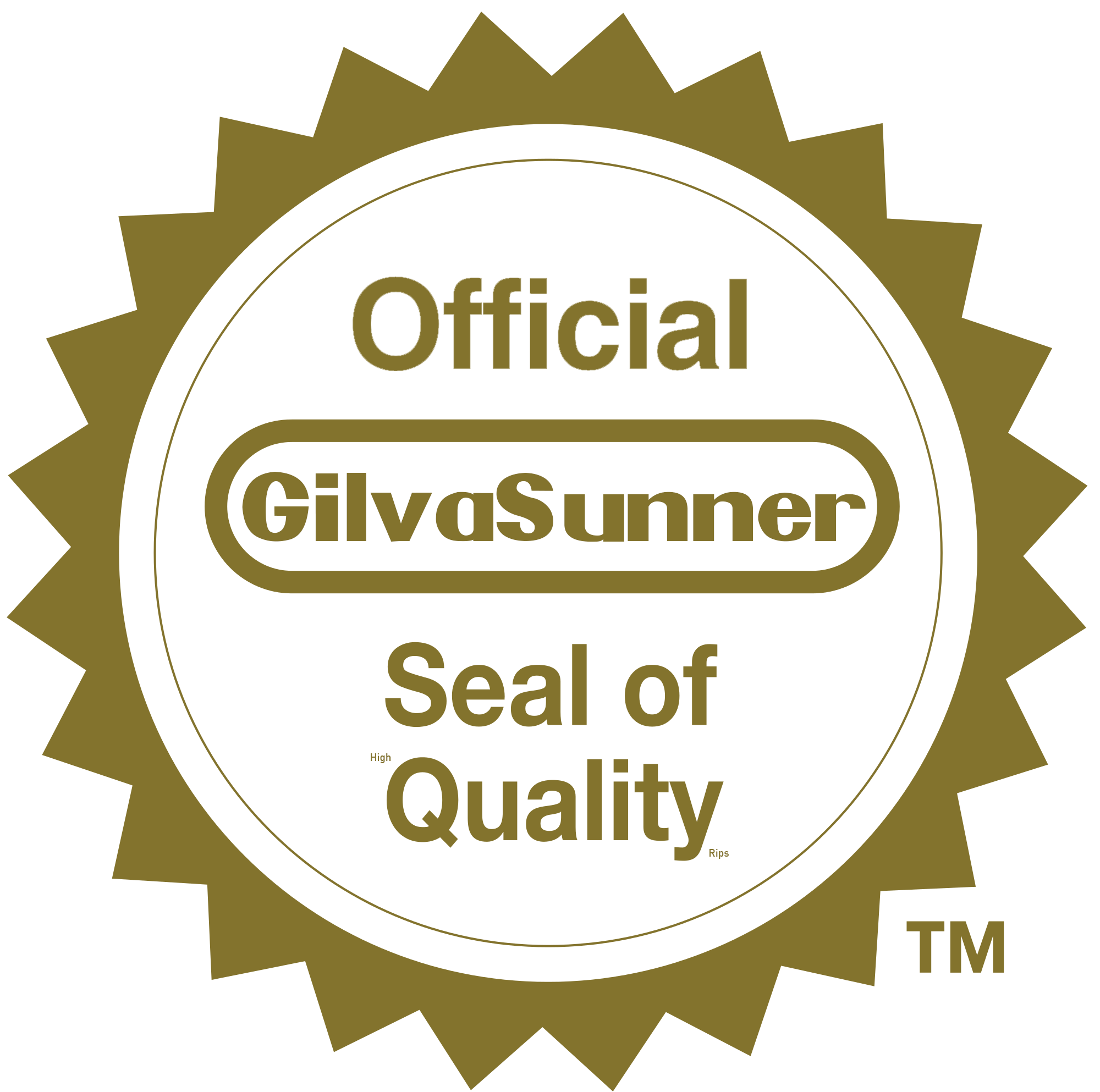 Quality seal png. Image official giivasunner of
