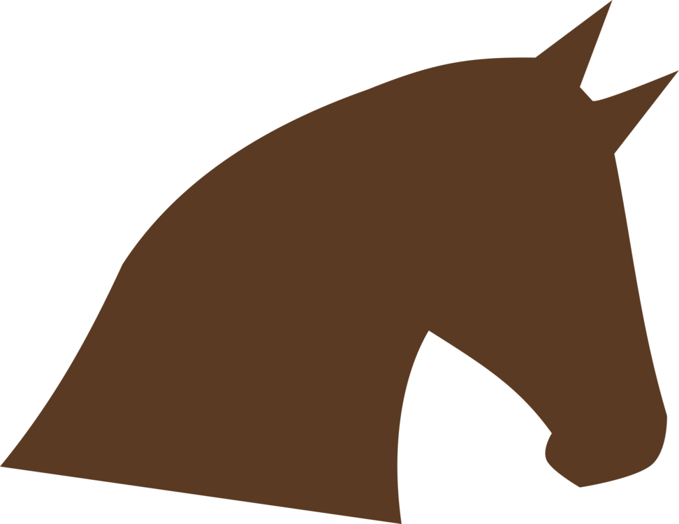 Quarter drawing american. Horse head mask pony