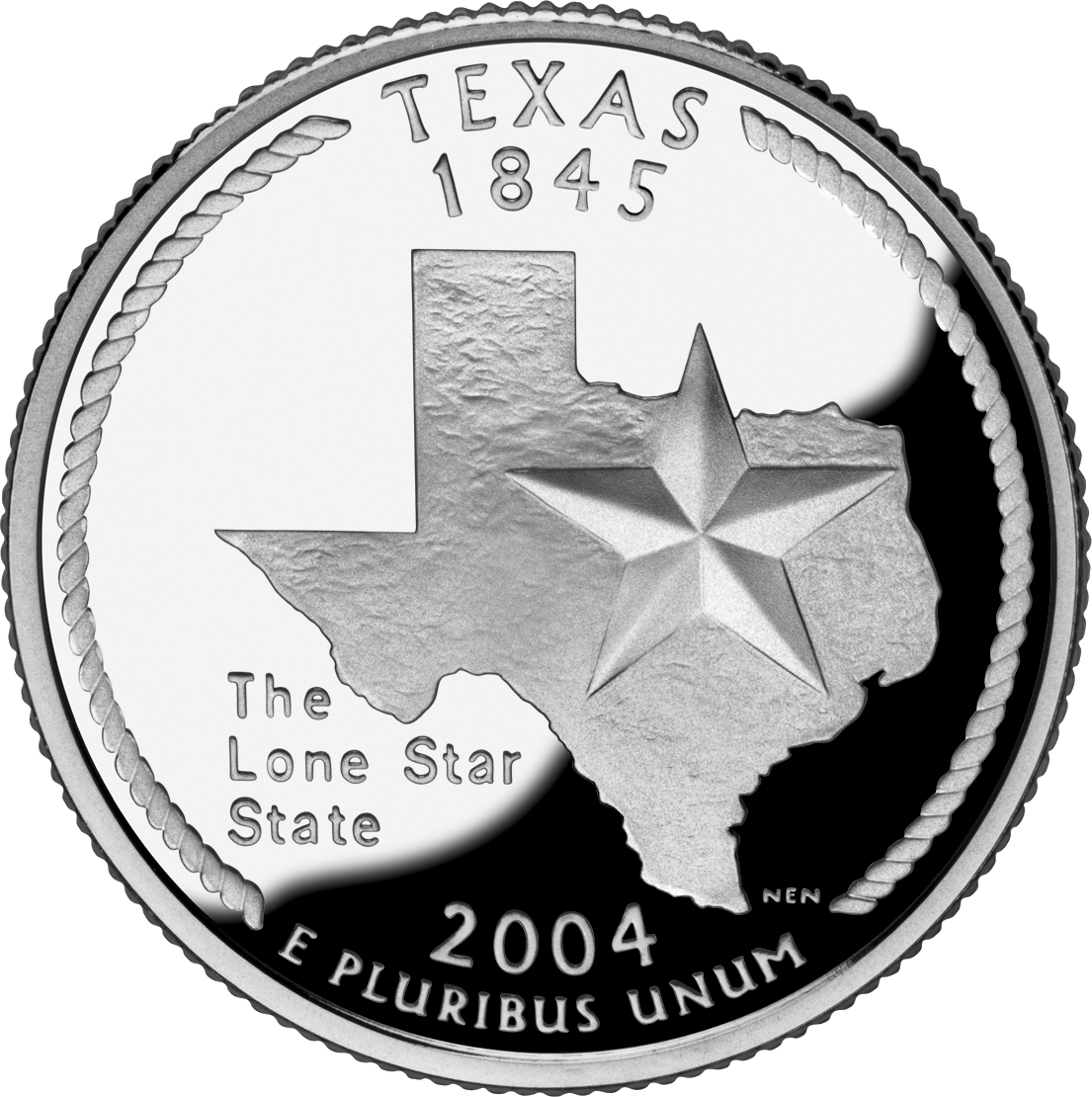 Texas quarter panda free. Dime clipart tail picture free download