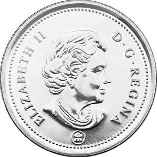 Quarter drawing coin canadian. Wikipedia
