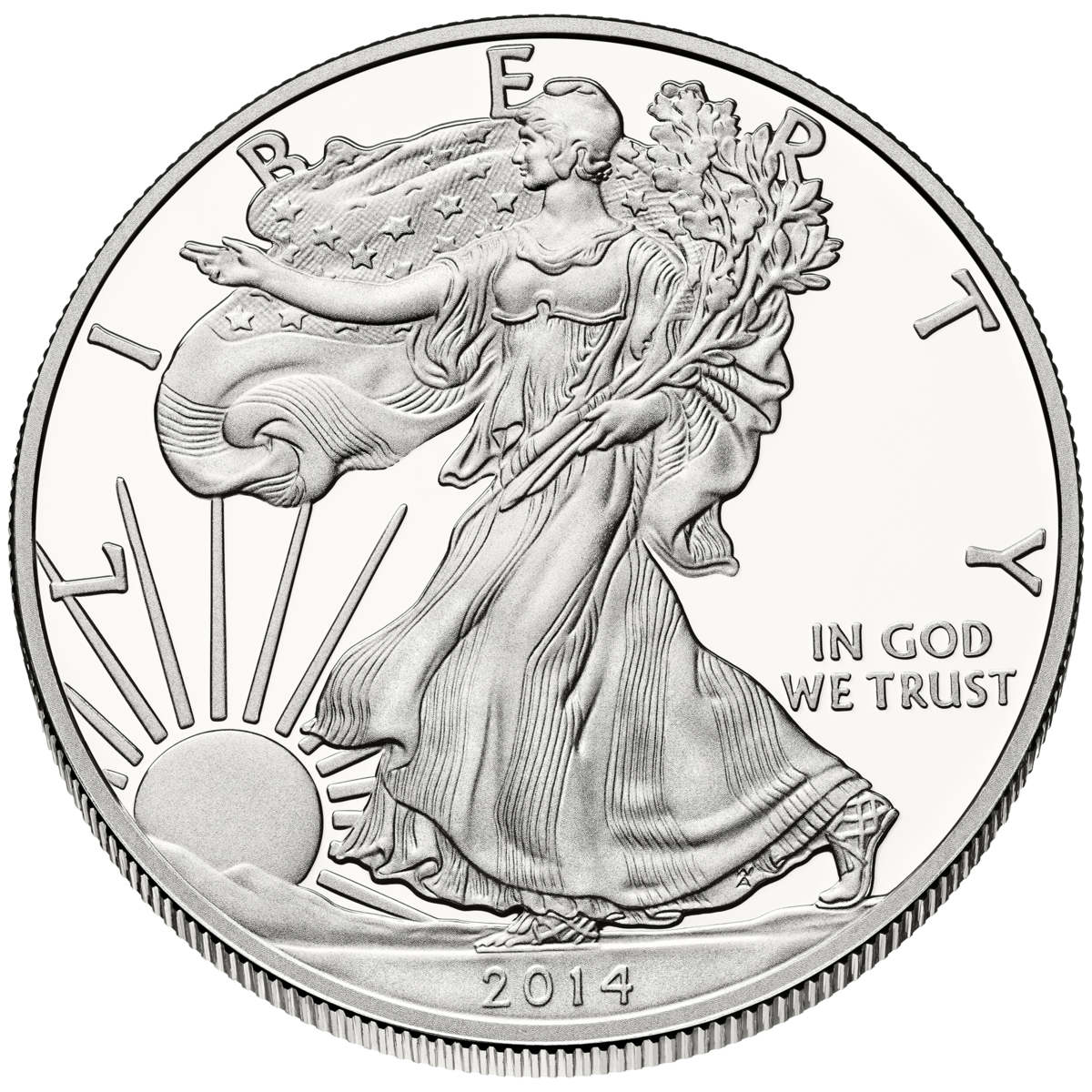 Quarter drawing in god we trust. American silver eagle wikipedia