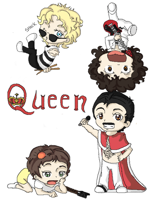 Queen band png. Baby for my love