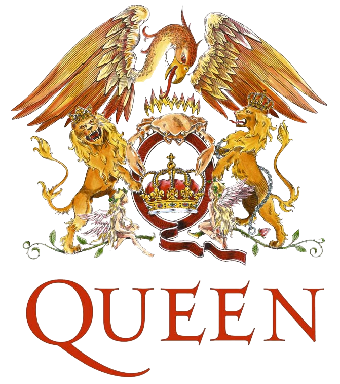 Queen band png. Iheartradio listen to here