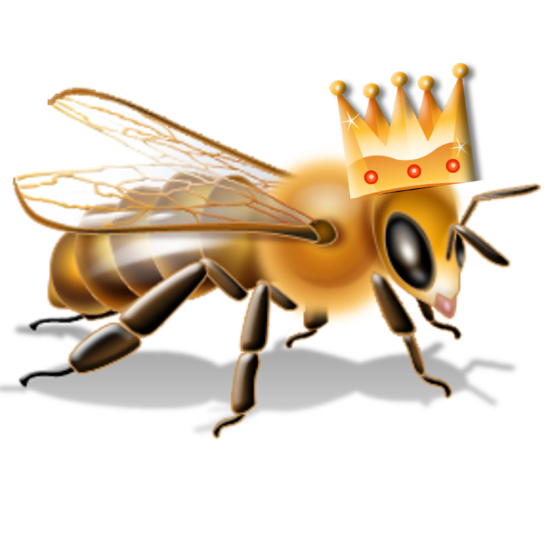 Women in leadership are. Bees transparent queen jpg black and white download