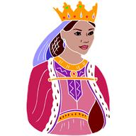 Queen clipart. Panda free images info