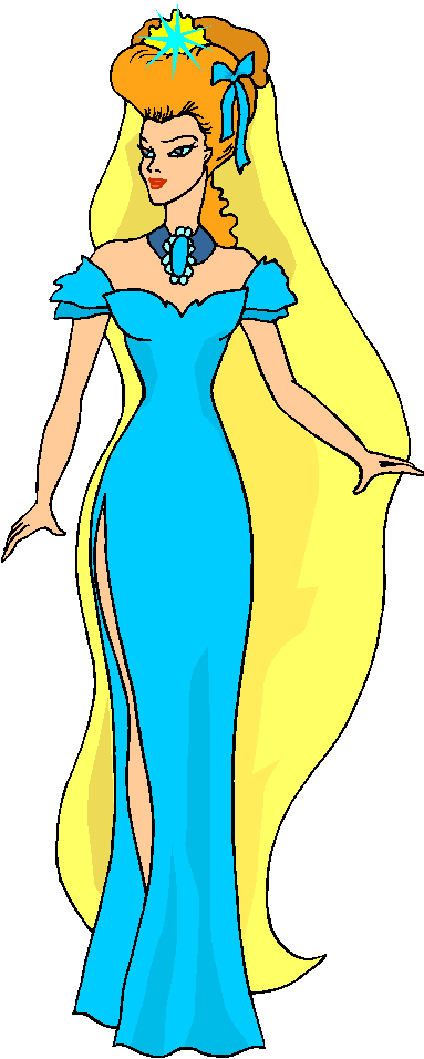 Queen clipart beautiful queen. Beauty standing free microsoft