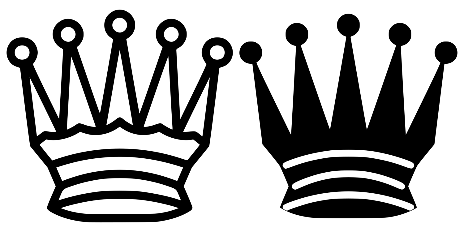 Queen clipart black and white. Chess piece king in