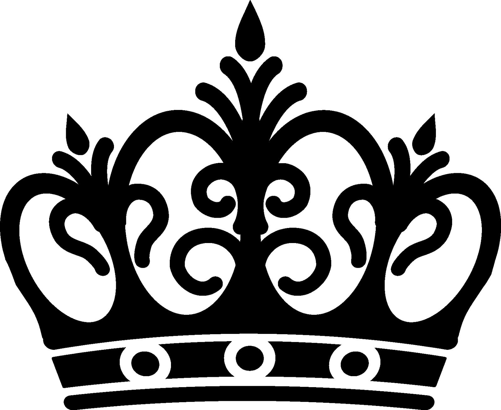 Queen clipart black and white. Best hd crown images