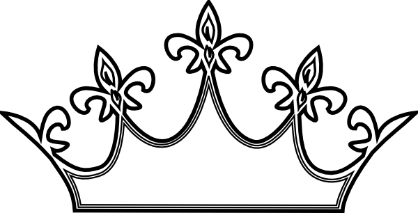 Intricate drawing crown. Outline at getdrawings com