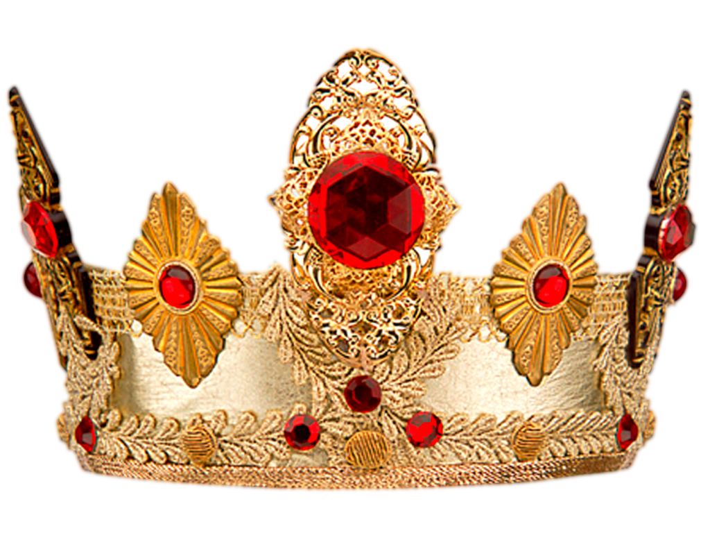 Gold queen crown png. Image vector clipart psd
