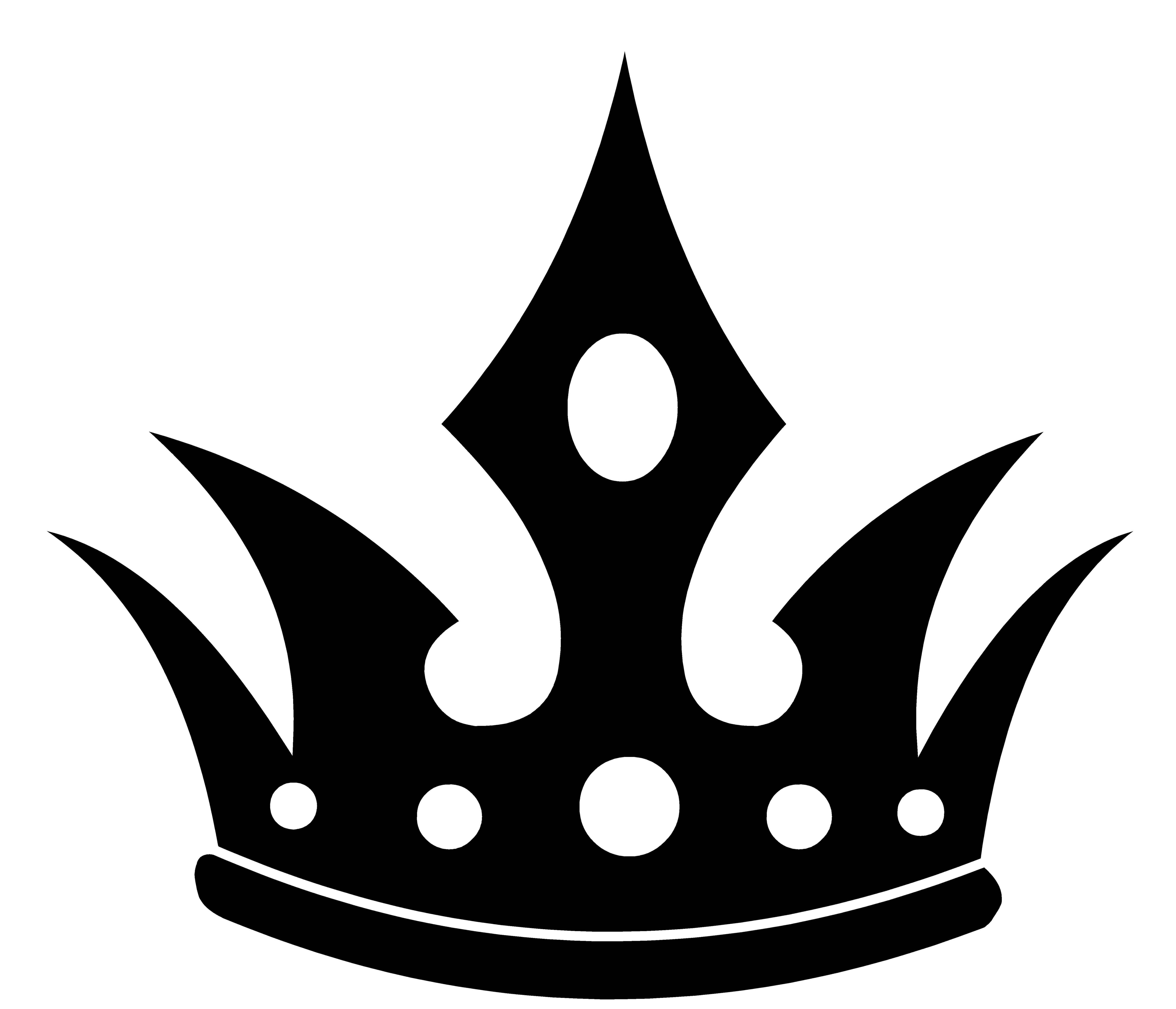 Crown clip gangster. King vector clipart me