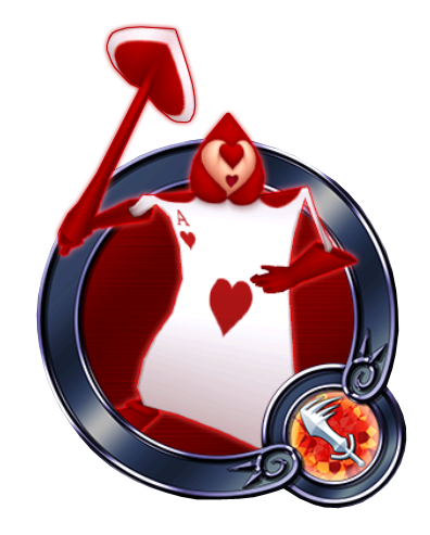 Queen of hearts card png. Playing kingdom unchained wiki