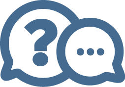 Questions transparent png. Q and a icons