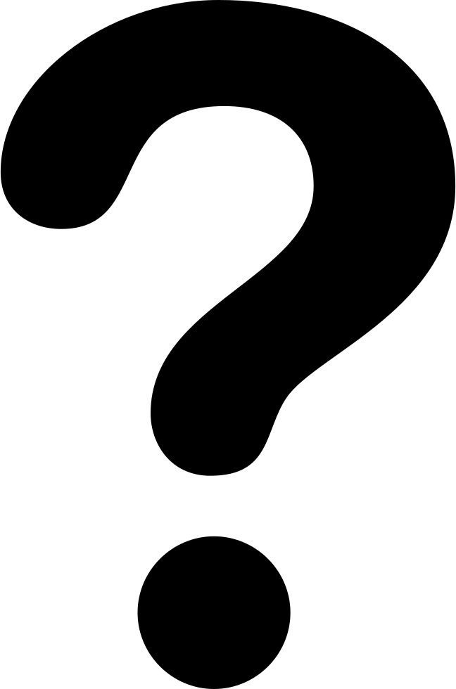 Question mark icon png transparent. Svg free download onlinewebfonts
