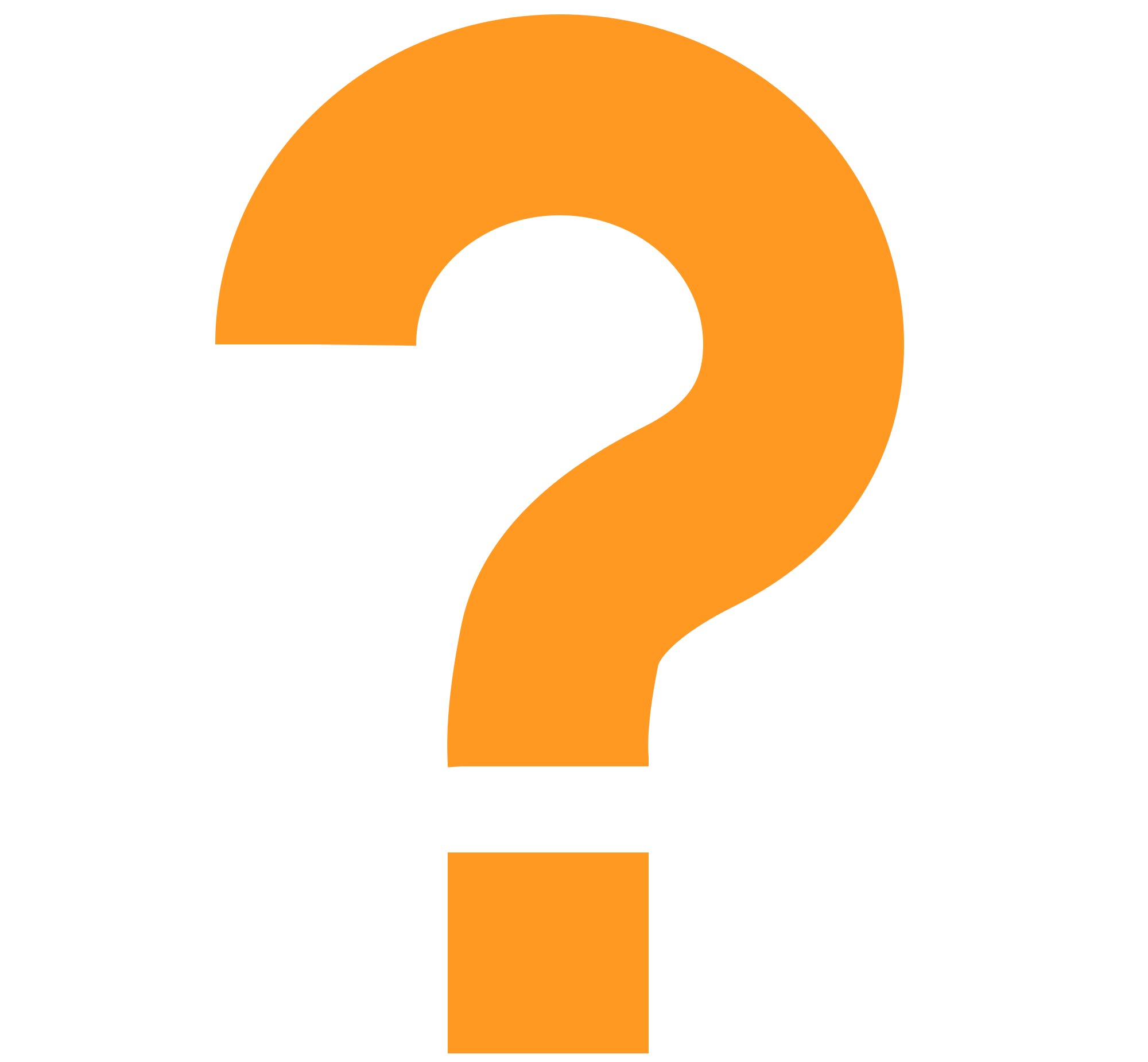 Question mark png image.