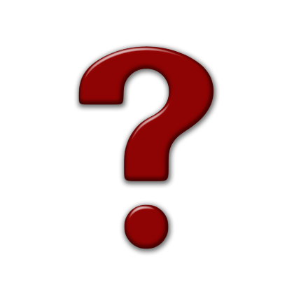 Question mark png transparent. Red icon free icons