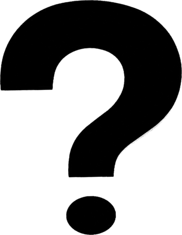 Question mark transparent png. Large stickpng download icons