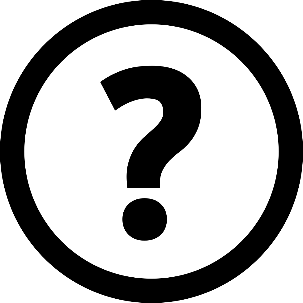 Questions icon png. Question mark svg free