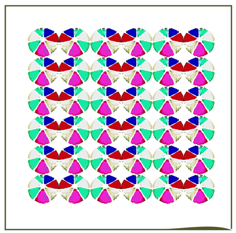 Quilter clipart button border. Quilt art borders and