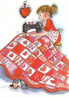 Quilters clipart. Quilt retreat here i