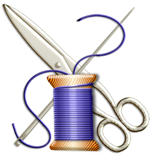 sewing clipart spool thread