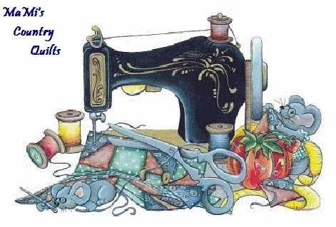 Quilting clipart sewing basket. Mami s country quilts
