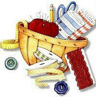 Quilting clipart sewing basket. Best images on