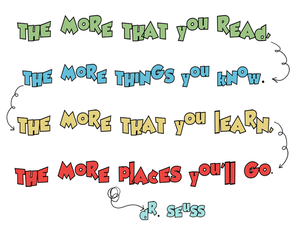 quote dr seuss png
