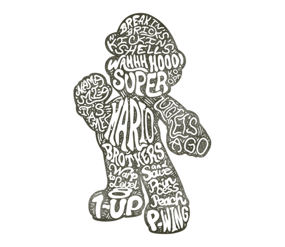 Quote drawing artwork. Quotes of a plumber
