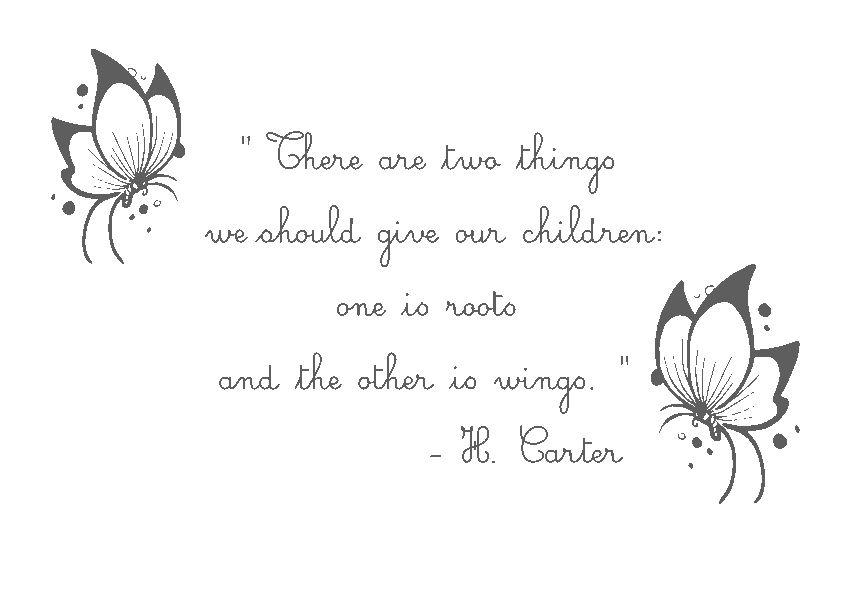 Quote tattoo png. Wall decals babies children