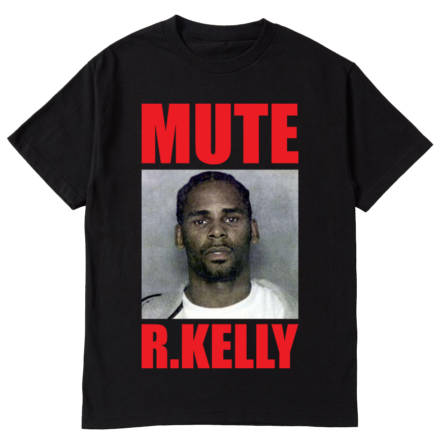R kelly png. Mute t shirt pizzaslime