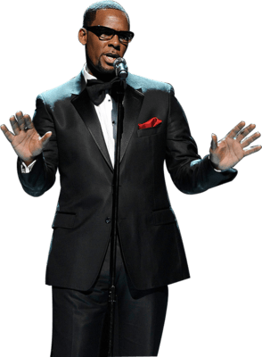 R kelly png. Download free singing party