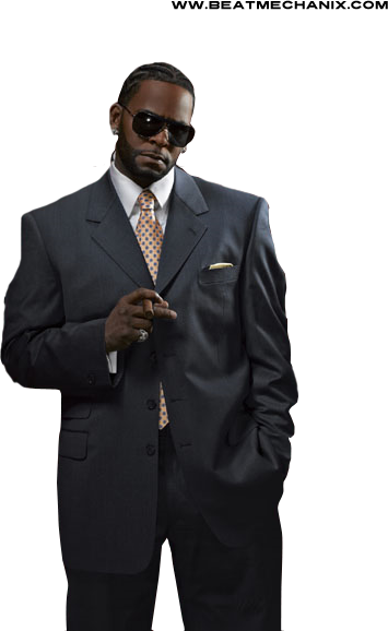 R kelly png. In suit request psd