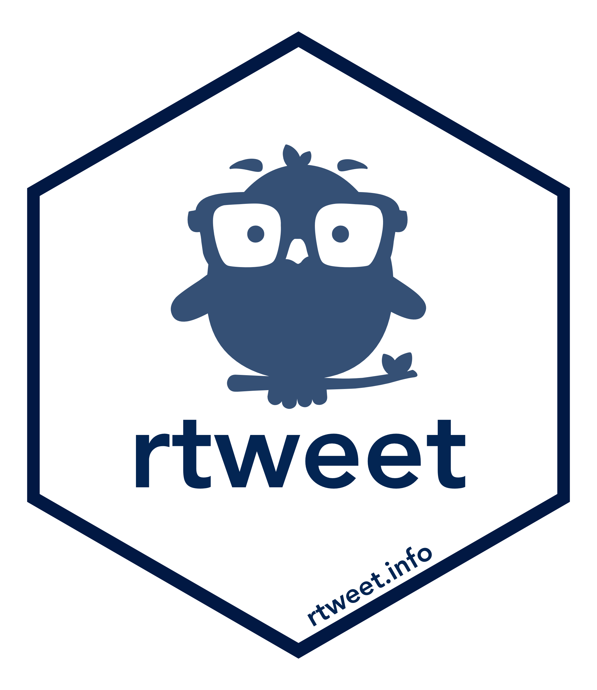 R$ png shiny. Collecting twitter data rtweet