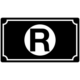 South africa rand icon. R$ png photography clip free stock