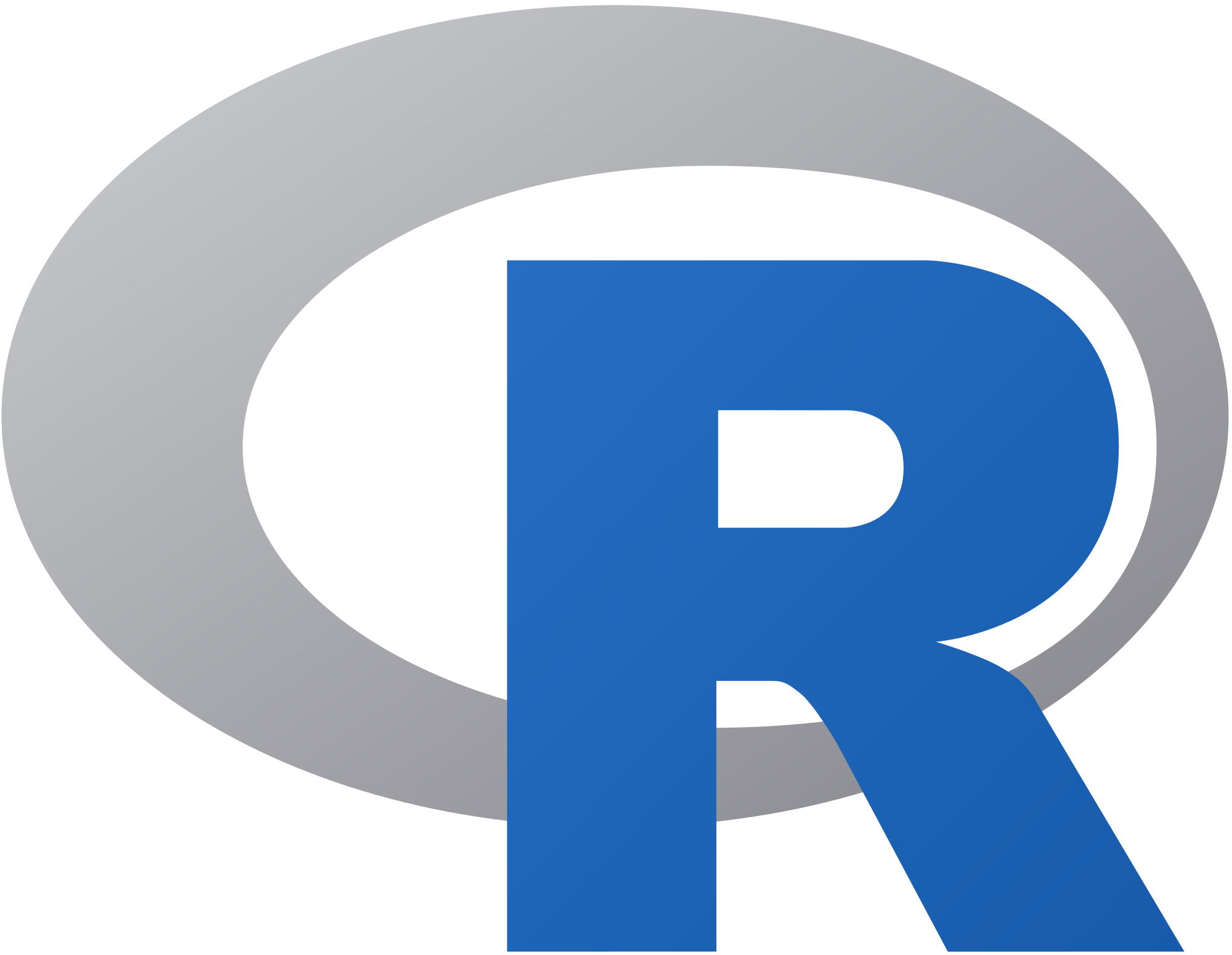 Svg objects programming. R language wikipedia logosvg