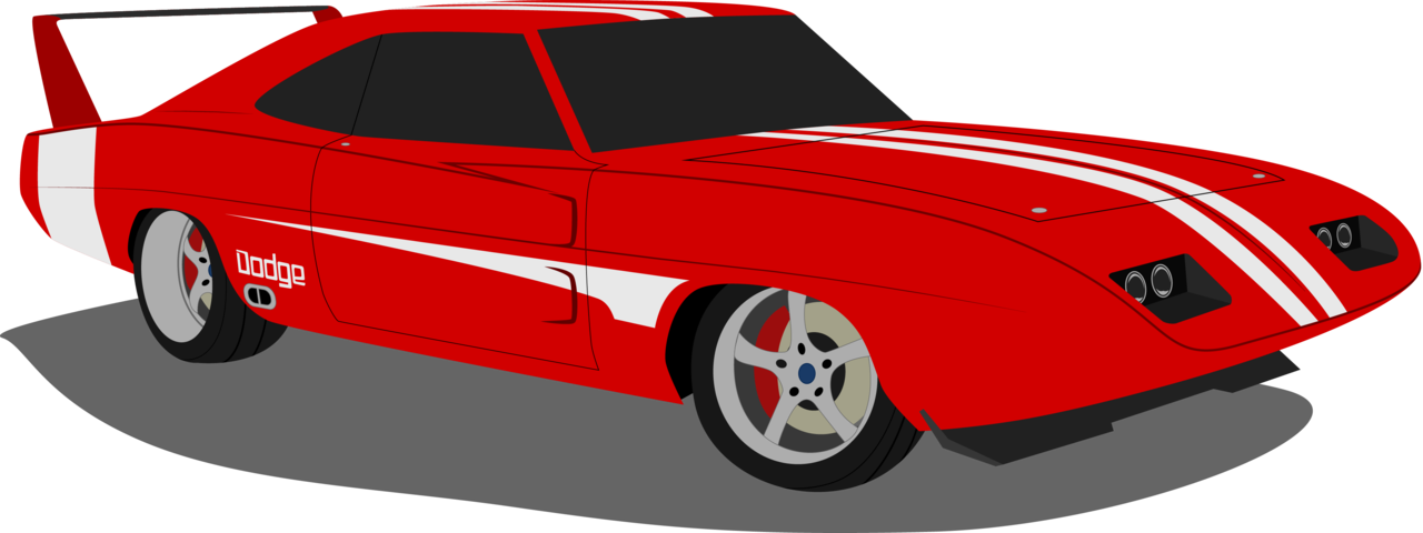 R34 drawing charger dodge daytona. Hw paint scheme