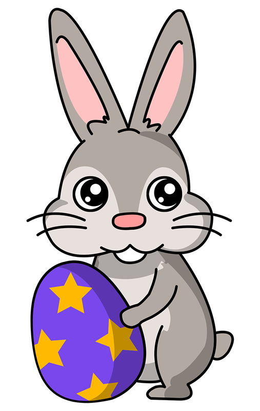 Art bunny clipart free. Easter clip rabbit banner library