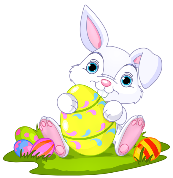 Rabbit clipart easter bunny. Pin by jeanine potter