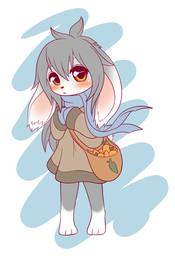 Rabbit furry png. Vendor by symbianl on
