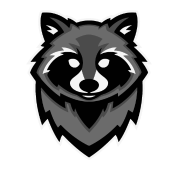 Raccoon logo png. Iphone case spreadshirt