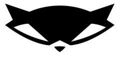 Raccoon logo png. Sly wikipedia logopng information