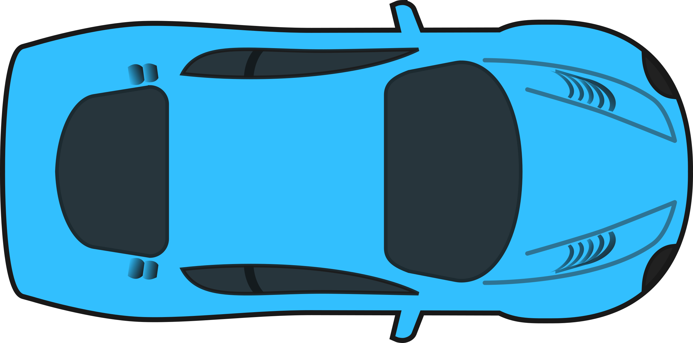Race car sprite png. Clipart blue racing top