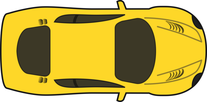 Race car sprite png. Download free yellow racing
