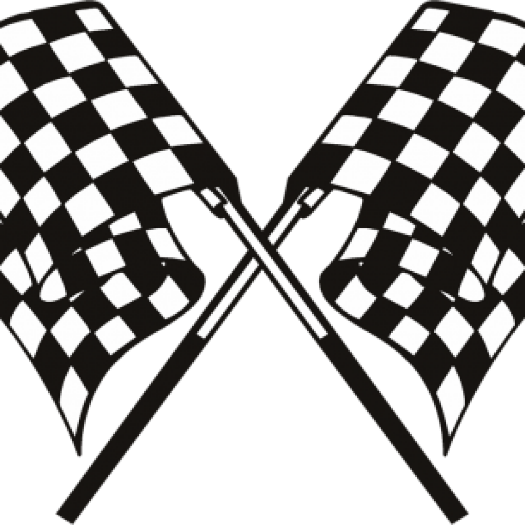 Race clipart checkered flag. Free download racing png