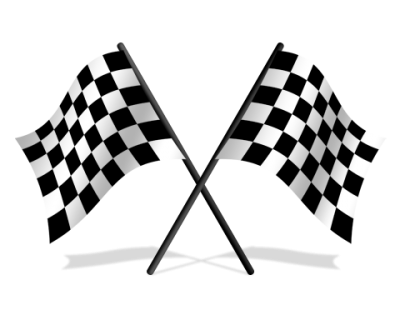 Race clipart checkered flag. Download racing free png