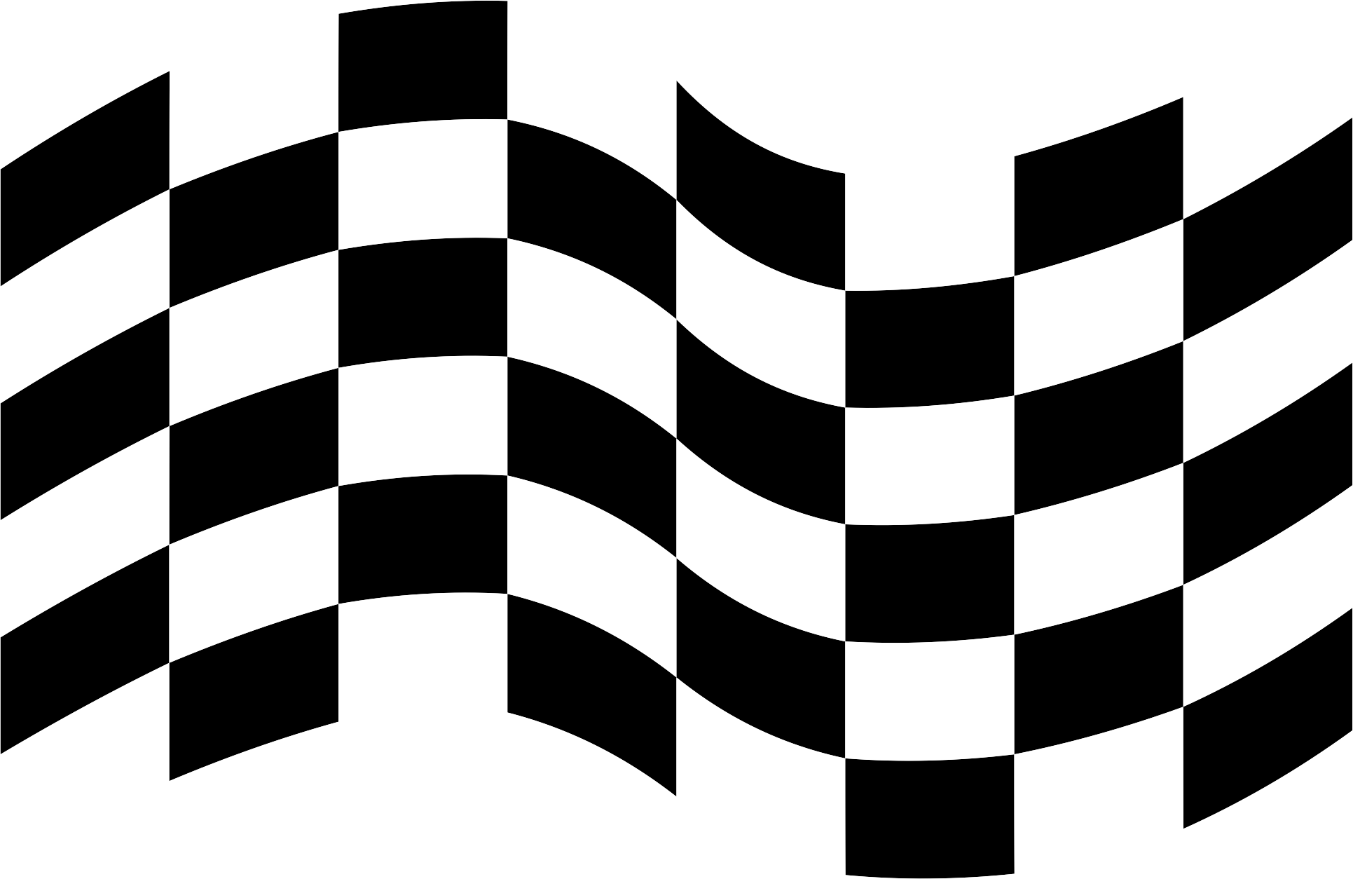 Floor vector checkerboard. Free racing flags download
