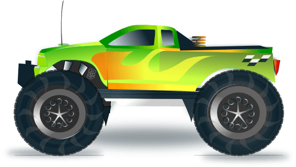 Race clipart monster truck tire. Free tracks cliparts download